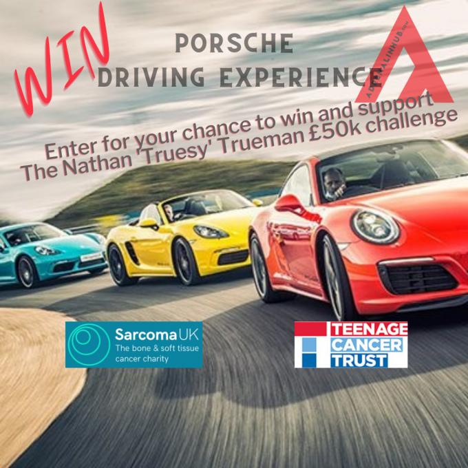 Porsche Experience Nathan Trueman